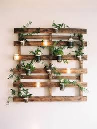 wood lattice wall decoration