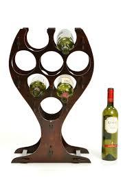 Wall Mounted Wine Glass Rack | Wine Rack Inserts | Unique Wine Racks