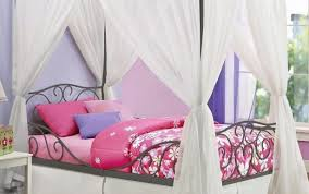 Tag Archived Of Canopy Bed Blackout Curtains : Remarkable Four Post ...
