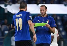 Chiellini makes EURO 2020 history ...