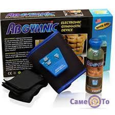 Пояс миостимулятор для пресса abgymnic (аб джимник)