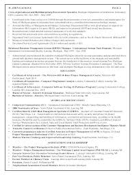 Free Resume Layout New Logistics Management Specialist Resume Free Resume Templates