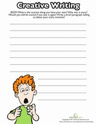 th grade halloween writing prompt worksheets com halloween writing prompts 3