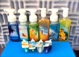 how do bath and body works wallflowers work bath body works coastal cool soaps wallflowers haul and review