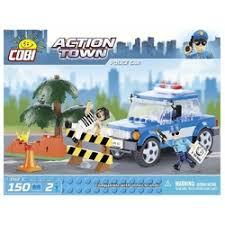 Final, sorry, <b>Конструктор Cobi</b> Action Town 1562 <b>Полицейский</b> ...