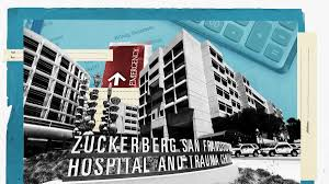 San Francisco Free Medical Chart Prices At Zuckerberg Hospitals Emergency Room Are Higher