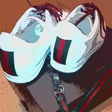 gucci 1984 sneakers. gucci 1984 tennis sneaker \u0026 lanyard sneakers
