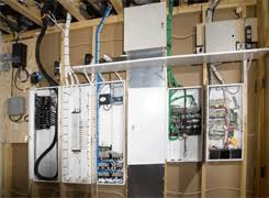 structured wiring services by hmiav hmiav structured wiring is a term used to describe the techniques used to wire office and home media centers lighting security systems and other data