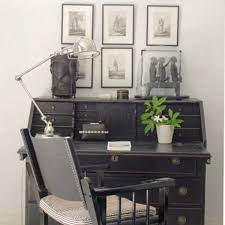 30 Modern Home Office Decor Ideas In Vintage Style Small Antique