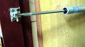 Hydraulic door closer, Door spring - YouTube