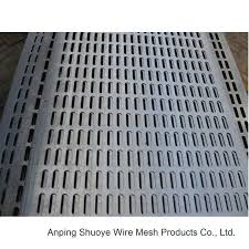 china corrugated aluminum perforated metal punched mesh sheet plate china perforated metal for filter mesh stainiess steel punch steel sheet