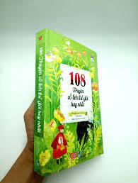 Sách 108 Truyện Cổ Tích Thế Giới Hay Nhất - FAHASA.COM