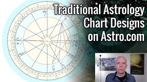 Traditional Astrology Chart Designs On Astro Com