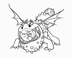 How To Train Your Dragon Coloring Pages For Kids For Free How To