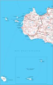 Cartina Italia Geografica Mappa Stradario Ditalia Mappa 24