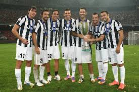 Juventus vs napoli (supercoppa 2021) full match. Juventus Vs Napoli Finale Supercoppa Italiana 2012 Stadio Bird S Nest Di Pechino Sportellate