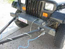 yj flat tow setup i then bought an adapter plug that allowed me to plug the 4 wire flat plug into the 7 wire round outlet on the van