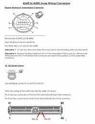 4l80e info sloppy mechanics wiki 4l80e Wiring Harness Removal 4l80e info 4l80e internal wiring harness removal