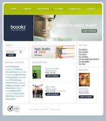 book publishing templates publishing company website template 15290