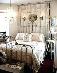 shabby chic bed frame white shabby chic bed vintage metal bed frame and elegant small chandelier design for white shabby chic bedroom ideas off white shabby