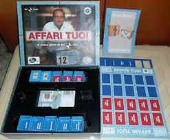 Affari tuoi - Gioco da tavolo in 00177 Roma for €10.00 for sale