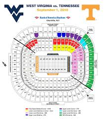 Unbiased Seating Chart For Bank Of America Stadium Club