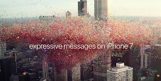 apple iphone 7 ad. apple\u0027s latest iphone 7 ad brings ios 10 \u0027happy birthday\u0027 balloons in messages to life apple iphone .