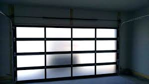 exotic glass garage doors cost insulated garage doors insulated garage door cost glass door insulated