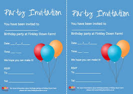 Party Invitaion Templates 40 Free Birthday Party Invitation Templates Template Lab