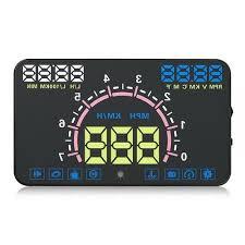 <b>GEYIREN E350</b> 5.8 Inch OBDII HUD <b>Car</b> Display Easy Plug And ...