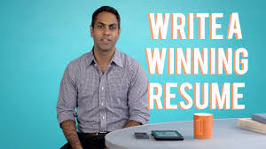 Ramit Sethi Resume How to Write a Winning Resume with Ramit Sethi YouTube 1