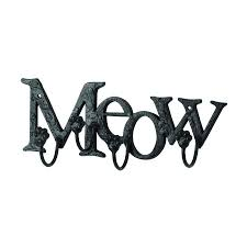 Woodland Coat Rack Shop Woodland Imports Meow 100Hook Mounted Coat Rack at Lowes 36