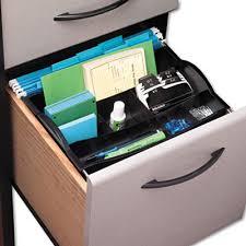 desk drawer organizer. Exellent Organizer Hanging Desk Drawer Organizer Plastic Black Intended Organizer O