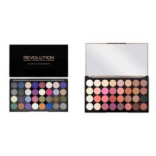 makeup revolution 32 eyeshadow palette eyes like angels makeup revolution ultra 32 eyeshadow palette flawless 4 at low s in india