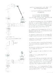 tub drain assembly how diagram