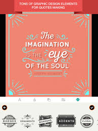 Quotes Creator Apps Classy Quote Maker Quote Creator Make Quotes Typography Apps 48Apps