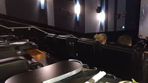 Cineplex Seating Chart