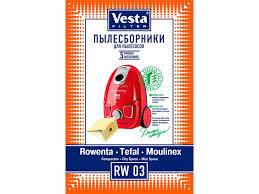 <b>Комплект пылесборников Vesta</b> Filter RW 03 | xn--48-7lce.xn--p1ai