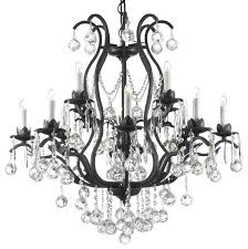rh s 19th c rococo iron clear crystal spherical chandelier 33 impressed by the once of victorian english chandeliers our completely proportioned
