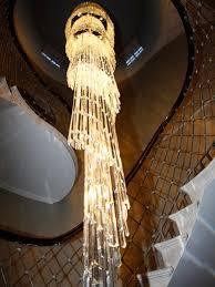 bespoke spiral crystal chandelier chantelle lighting bespoke lighting uk