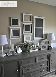 gray furniture paintThis Little Estate Master Bedroom Furniture Redo solid overly