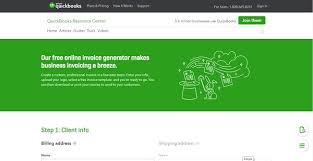 Quickbooks Invoice Generator Reviews Overview Pricing And Features