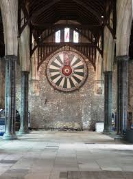 from winchester i made my way to glastonbury where in 1191 the monks of glastonbury abbey one of the finest in england claimed to have discovered the
