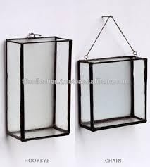 Decorative Display Boxes Glass Geometrical BoxStorage BoxGlass BoxDisplay BoxWall 4