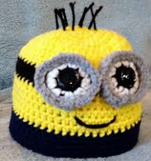 Minion Hat Crochet Pattern Unique Ravelry Child's Minion Hat Pattern By Katerina Cohee