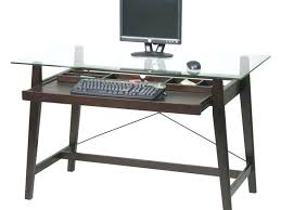 office depot desks glass. Office Depot Desks Sale Desk Wonderful Computer With Glass Table Large Size Of Black Chair . D