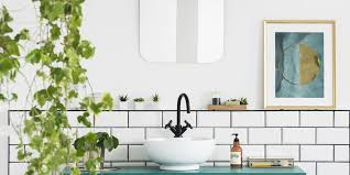 Check out these green happy wall planter decor ideas! 20 Best Bathroom Plants High Humidity Plants