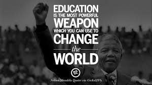Nelson Mandela Education Quote New 48 Nelson Mandela Quotes On Freedom Perseverance And Racism