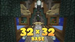 Factions Base Design Schematic Amazing 32 X 32 Minecraft Faction Base Base Showcase Ep 30 W Schematic