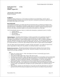 job search guidelines 1 resume guidelines - Application Architect Resume